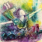Dream Come True Print by Deborah Nell