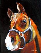 Large Format Horse Print Art - Dream Come True by Susan A Becker
