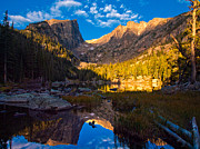 Pauls Colorado Photography Prints - Dream Lake Print by Paul Gana
