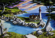 Robert Thornton - Dream Lighthouse