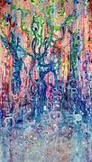 Renewal Paintings - Dream of Our Souls Awake by Regina Valluzzi
