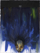 Dreamer Print by Anthony Burks Sr