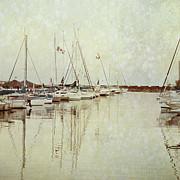 Dreaming About Sailing Print by Tatiana Parmeeva