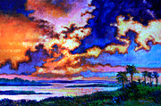 Florida Paintings - Dreaming of the Warmer State by John Lautermilch