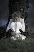 Garment Photos - Dreaming Under A Tree by Joana Kruse