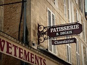 Boulangerie Prints - Dreams of Chocolate Print by Danny Van den Groenendael