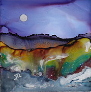 Dreamscape No. 85 Print by June Rollins