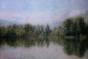 Lake Art - Dreamy Lake by Joana Kruse