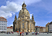 Travel Images Worldwide - Dresden Frauenkirche