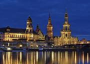 Travel Images Worldwide - Dresden Palace and...