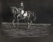 Lisa Guarino - Dressage Horse and Rider