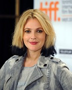 Toronto International Film Festival Tiff Prints - Drew Barrymore At The Press Conference Print by Everett