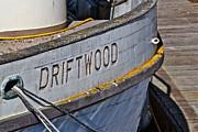 Driftwood Print by Bill Owen