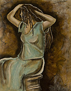 Contemplating Originals - Drina by Patricia Panopoulos