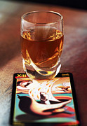 Still Life Photographs Prints - Drink of Death Print by John Rizzuto