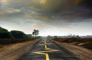 Cloudscape Posters - Drive Safely Poster by Carlos Caetano
