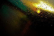 Liquid Droplets Prints - Droplets XIII Print by Grebo Gray