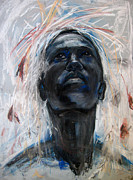 Dark Skin Pastels - Drought by Gabrielle Wilson-Sealy