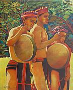 Glenford John - Drumbeat of the Kalinago