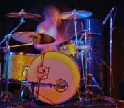 Drummer Boy Print by Joy Bradley