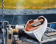 Repaired Originals - Dry Dock by Lester Nielsen
