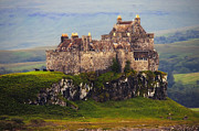 Entrapment Posters - Duart Castle Poster by Wade Aiken