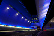 Airport Architecture Prints - Dublin Airport Print by Semmick Photo