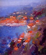R W Goetting Framed Prints - Dubrovnik Framed Print by R W Goetting