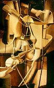 Dada Art - Duchamp Mariee 1912 by Granger