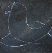 Goose Drawings - Duck Duck Goose by Carol Reed