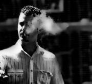 Chuck Kuhn - Dude Smoking