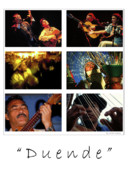 Duende Prints - Duende - Feeling Print by Michael Mogensen