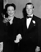 Duchess Art - Duke And Duchess Of Windsor by Everett
