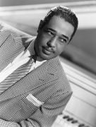 Necktie Framed Prints - Duke Ellington (1899-1974) Framed Print by Granger
