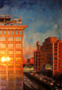 Industrial Pastels Originals - Dumbo1 by Thomas Daseler