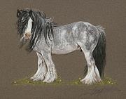 Gypsy Pastels Prints - Dunbroody Print by Terry Kirkland Cook