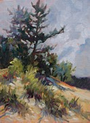 Donna Shortt Originals - Dune Pines on Mt. Tom by Donna Shortt