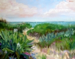 Dunes Originals - Dunes Beachpath by Pamela Geiger