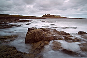 Embleton Prints - Dunstanburgh Castle II Print by David Pringle