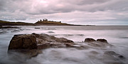 Embleton Prints - Dunstanburgh Castle III Print by David Pringle