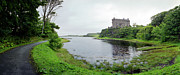 Castle Photo Originals - Dunvegan Castle by Jan Faul