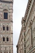 Michelangelo Framed Prints - Duomo di Firenze Framed Print by Andre Goncalves