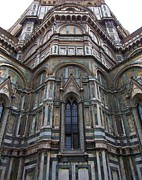 Duomo Florence Italy Print by Micheal Jones