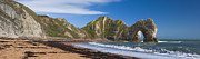 Nikon Digital Art - Durdle Door Dorset UK by Donald Davis