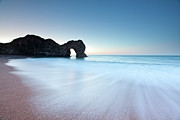 Dorset Prints - Durdle Door Print by Doug Chinnery