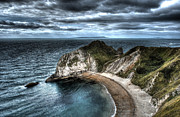 Blending Photos - Durdle door by Ernestas Papinigis