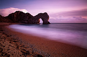 Dorset Prints - Durdle Door II Print by Nina Papiorek