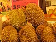 Alfred Ng - durian fruit