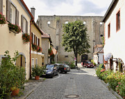 Durnstein Ancient Wall Print by Charlene Ambrose