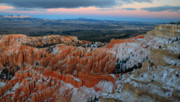 Hammer Art - Dusk in Bryce Canyon by Pierre Leclerc
